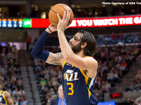 Fantasy Basketball: Sell High On Ricky Rubio?