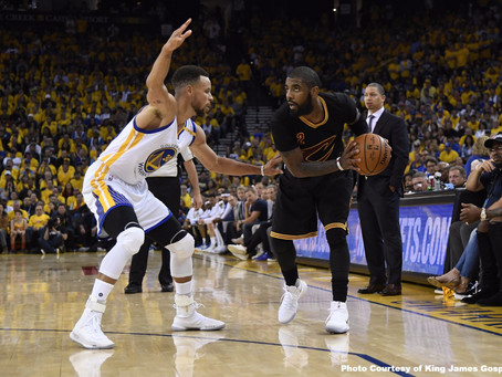 Coming up K-Lutch: Why the Cavs Need More Kyrie