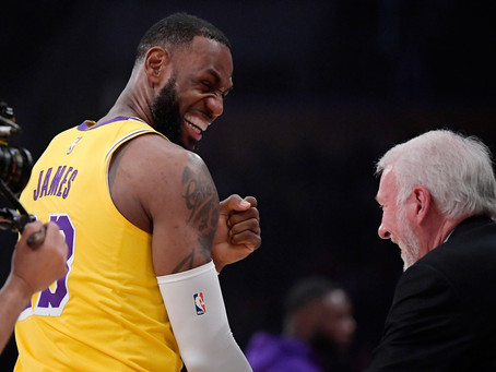 O.T.T.T:The Los Angeles Lakers Are Going to the Western Conference Finals.