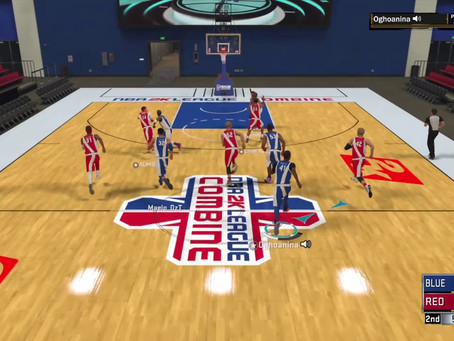 NBA 2K Combine: Why Communication Is Key to the League