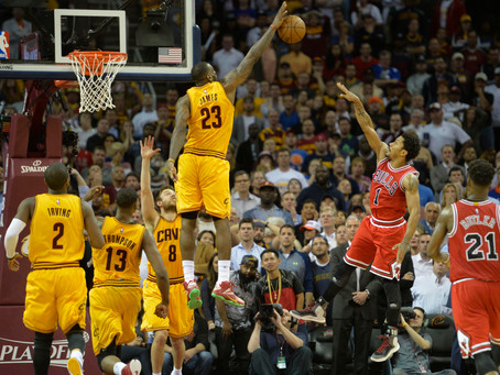 4 Things We Learned From the Bulls vs. Cavs Series