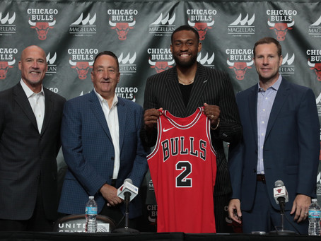 2018-2019 Off the Glass Team Preview Series: Chicago Bulls