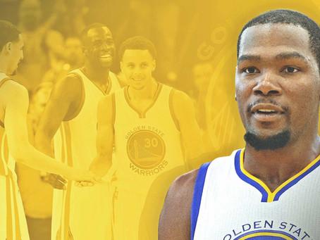 NBA Future Power Rankings: 1. Golden State Warriors: