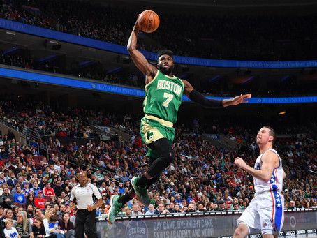 Hot Take Marathon: Jaylen Brown Is a Lock for Sixth Man of the Year