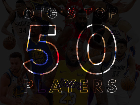 OTG's Top 50 NBA Players: 40-31