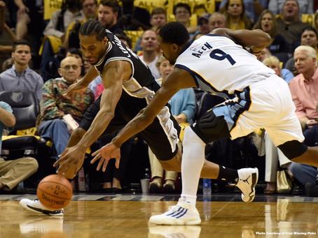 NBA Playoffs: Spurs vs Grizzlies Preview