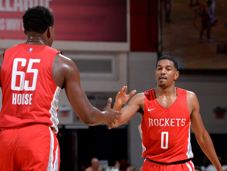 3 Takeaways from the Houston Rockets' Summer League Team