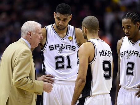 NBA Future Power Rankins 3. San Antonio Spurs