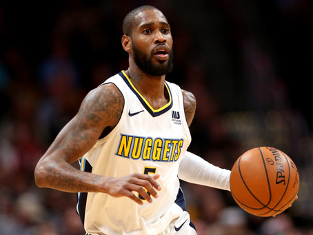 Will Barton Has Surgery; To Be Re-Evaluated in 5-6 Weeks