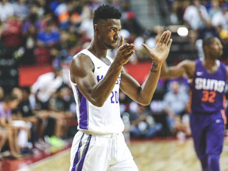 Harry Giles Will Make the NBA All-Rookie First Team