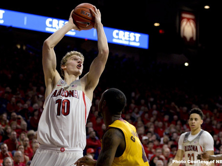 NBA Draft Profile: Lauri Markkanen