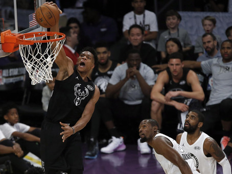 How an Impending Duel With Giannis Will Shape Kyrie Irving's Free Agency