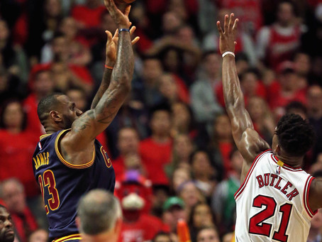 The Top 5 Players in the Bulls and Cavs Series
