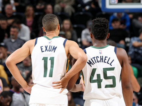 Early Takeaways From the Jazz's Opening Week