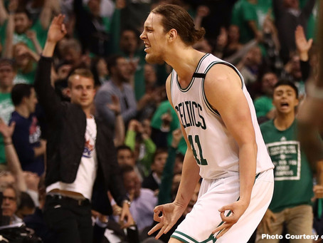 Welcome to The Kelly Olynyk Show