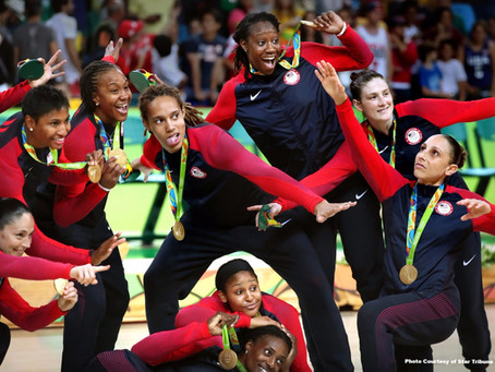 Team USA's Dominance in Women's Basketball