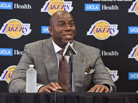 Bringing Showtime Back to the Lakers: Planning 2018's Off-Season