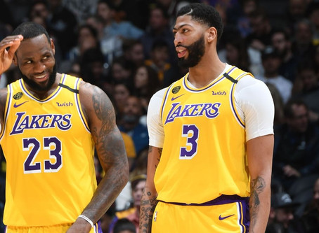 Predicting Disney: Los Angeles Lakers