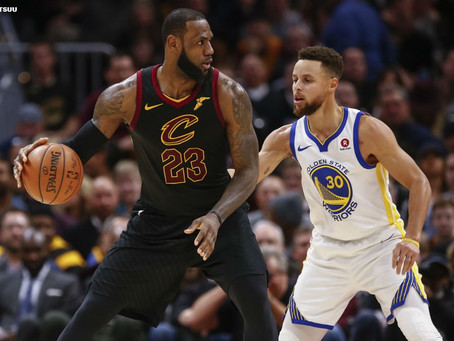 The Complete 2018 NBA Finals Preview: Cavs vs. Warriors Part 4