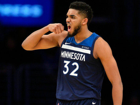 2018-2019 Off the Glass Team Preview Series: Minnesota Timberwolves