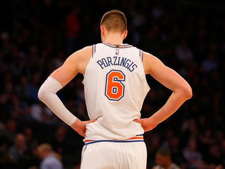 The Knicks Trading Porzingis Left the League Shocked; Where Does the Team Go From Here?
