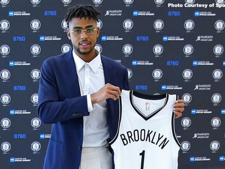 What to Expect From D'Angelo Russell in 2017
