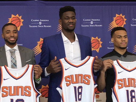 Suns Draft Grade: An a or an F or Something in Between