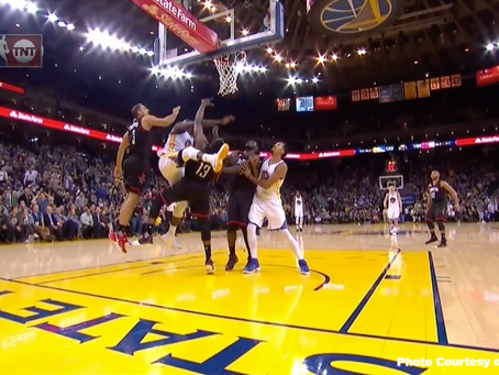 Flagrant Ahead: Draymond Green's A Liability For Golden State