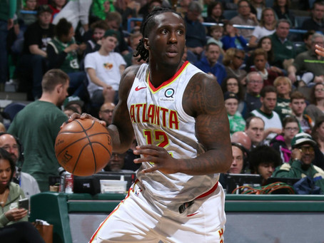 2018-2019 Off the Glass Breakout Players Series: Taurean Prince