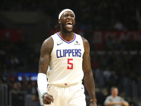 2018-2019 Off the Glass Breakout Players Series: Montrezl Harrell