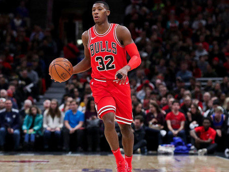 Ranking the Bulls' Young Core