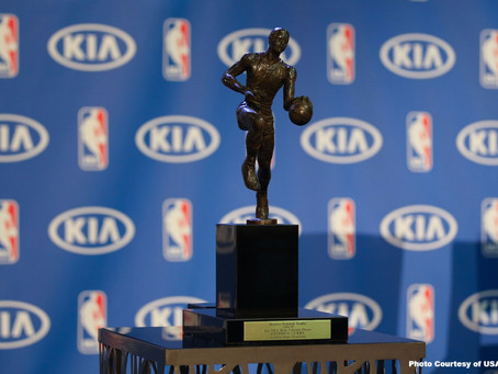 The MVP Race: And the Winner is…