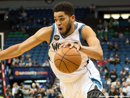 Karl-Anthony Towns: The Mike Trout of Basketball