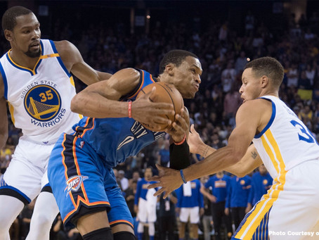 The MVP Race: The (MVP) Case Against the Golden State Warriors
