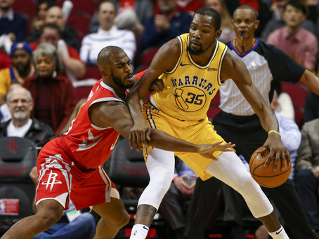 Five Thoughts: Golden State Warriors vs. Houston Rockets