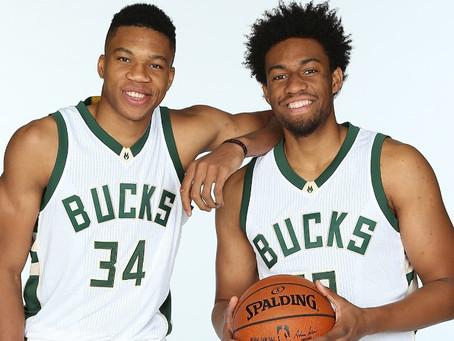 NBA Future Power Rankings: 9. Milwaukee Bucks