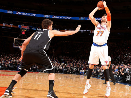The Bargnani Effect: How Andrea Bargnani Can Help the Nets this Season