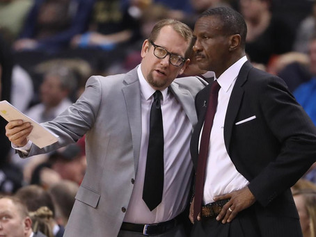 Why the Raptors Fired the NBA's Coach of the Year