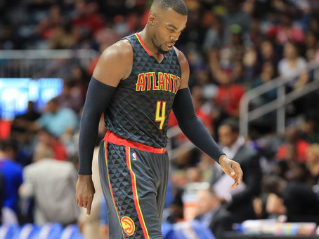 The Hawks Need to Tear It Down, to Build It Up