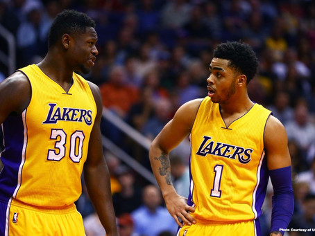 The Lakers Need to Build a Veteran Led Big 3