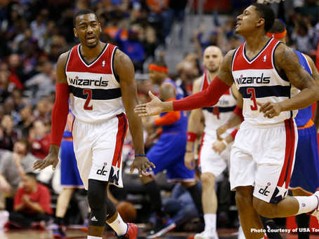 NBA Future Power Rankings: 17. Washington Wizards