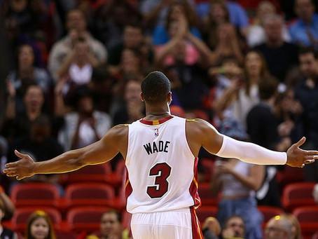 A Wade Farewell