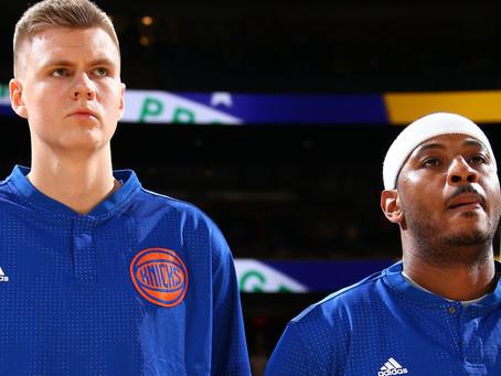 Offseason Preview: New York Knicks