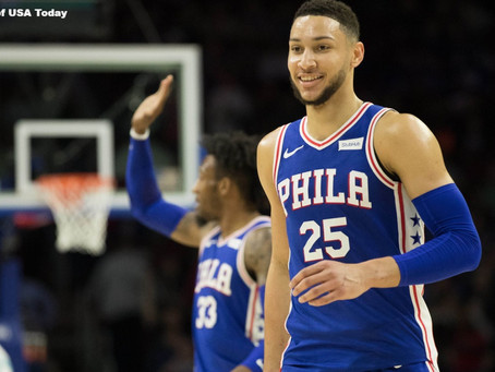 Can Ben Simmons Lead the 76ers in the Playoffs Without Embiid?