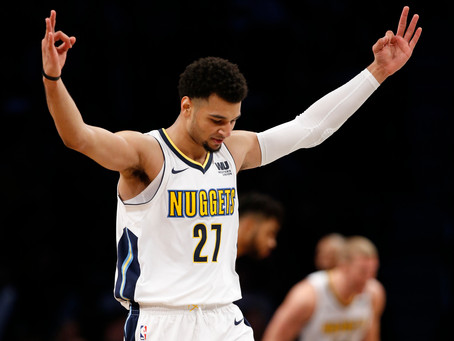 2018-19 Off the Glass Breakout Player Series: Jamal Murray