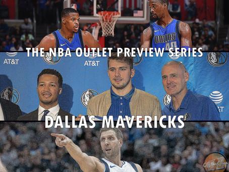 The 2018-19 NBA Outlet Preview Series: Dallas Mavericks