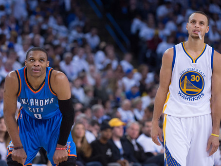 IF STEPHEN CURRY WASN'T IN THE NBA, WHO WOULD BE MVP?