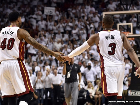 Greatest All-Time Starting 5: Miami Heat