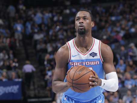 Harrison Barnes Stays With the Sacramento Kings