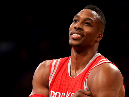 It's Now Dwight Howard's Time to Shine